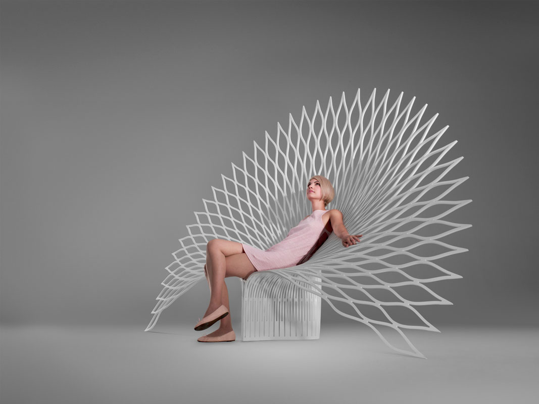 Peacock Chair - Large