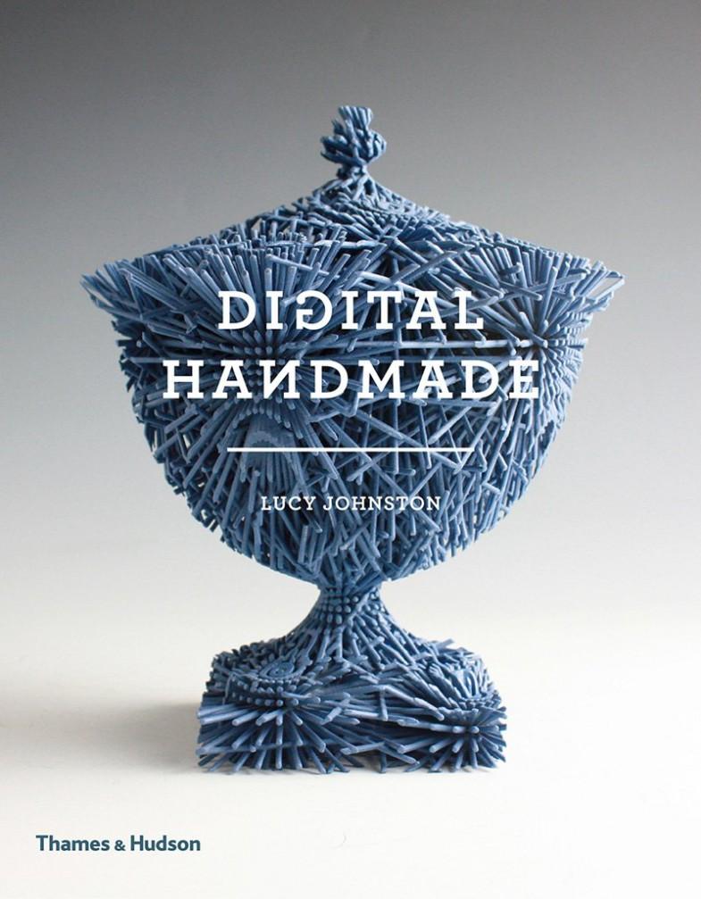 Digital Handmade Book Cover